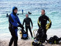 Después de la inmersión