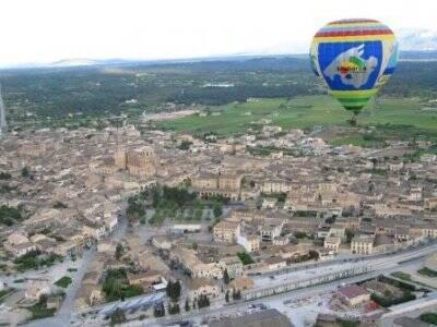 Mallorca Balloons Team Building