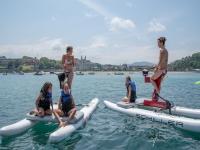 Water Bikes and snorkel rentals in Alcanada 3 h