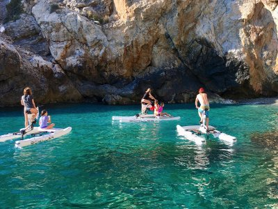Water bikes rental in Alcúdia 1 hour
