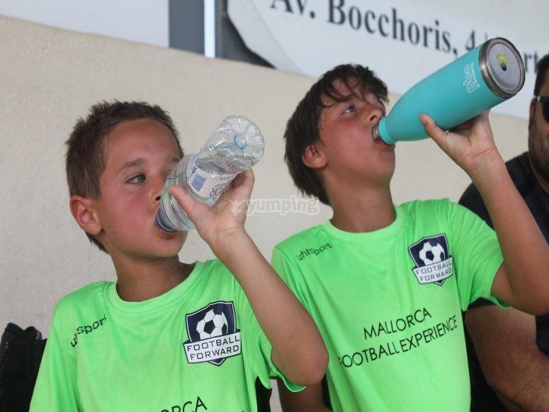 马洛卡足球体验