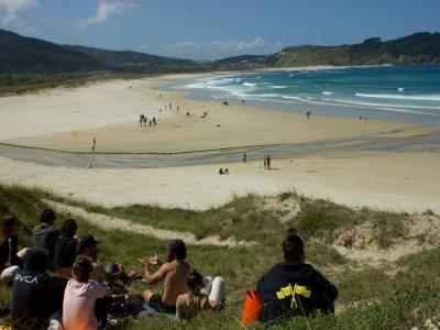 Surfing camp in Baldaio beach 7 days