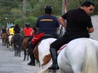 Ruta a caballo por el valle del río Verdugo 1hora