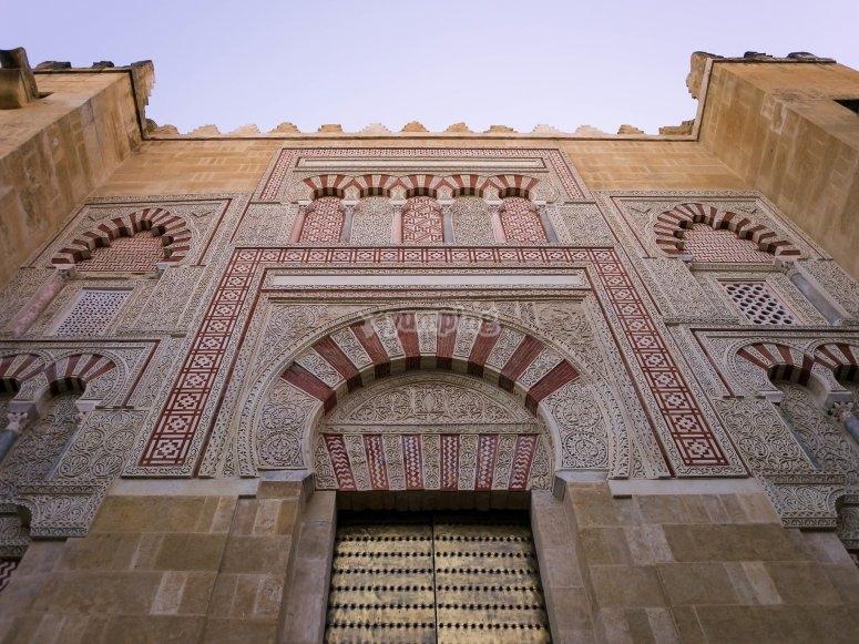 Fachada de la Mezquita de Córdoba