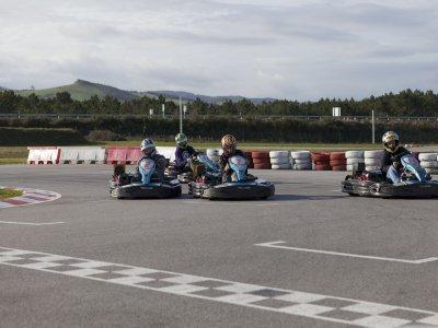 Kartódromo de Tapia Team Building