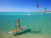 Escuela de surf y kite