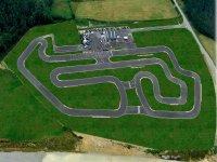 Foto aérea del circuito