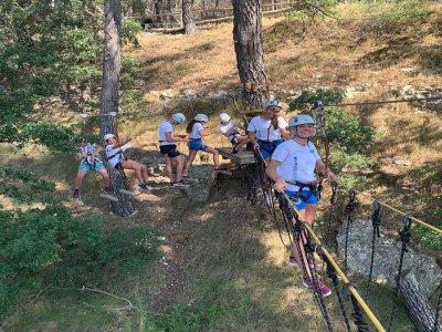 奥罗佩萨的多冒险夏令营