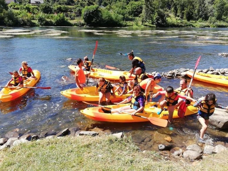 Discesa del fiume Sil a El Bierzo