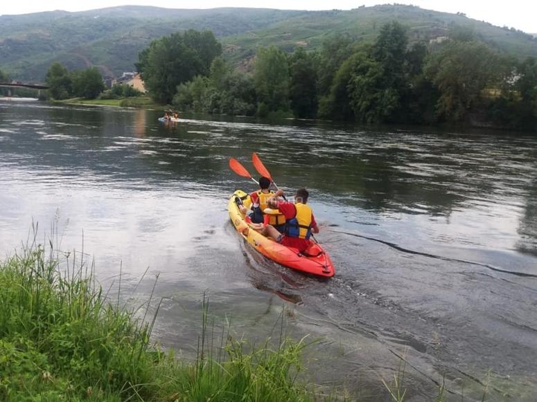 Gita in canoa a El Bierzo