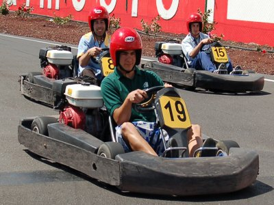 Gran Karting Club de Lanzarote Team Building