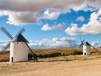 Tour molinos y castillos en Belmonte desde Madrid