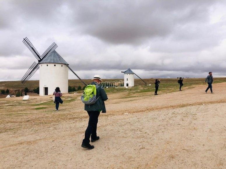 Ruta por la llanura de La Mancha