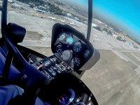 R22 机舱直升机