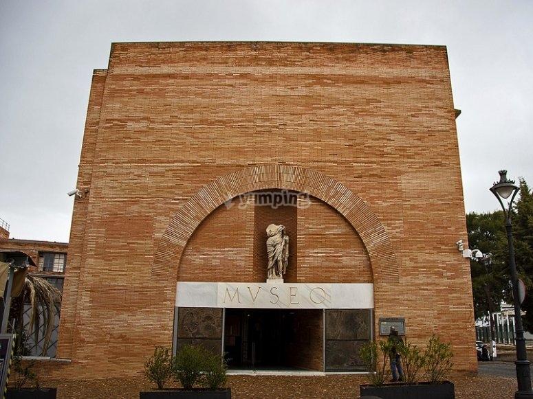 Visita guiada al museo romano de Mérida
