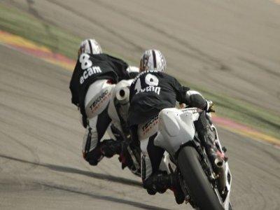 Escuela de Conducción de Motocicletas Alcañiz