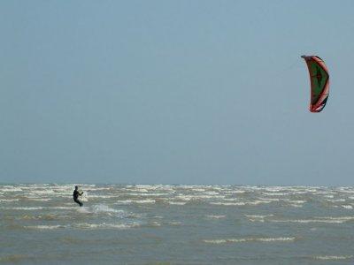 LaOla Surf Camp Kitesurf