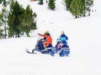 moto de nieve gicafer