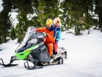 moto de nieve Ordino
