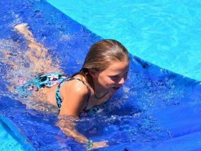 Campamento acuático en inglés en Can Vandrell