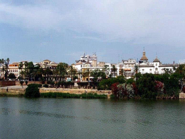 Ruta en barco por el Guadalquivir