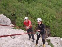 Material de escalada en Asturias