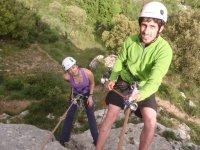 Tecnicas de escalada en Asturias