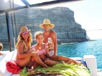 大加那利岛(Gran Canaria)坐船 4小时