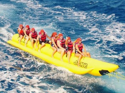 Water activities for bachelor/ette party 2 h