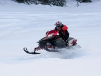 Alquiler de motos de nieve