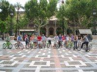 En bicileta por Sevilla