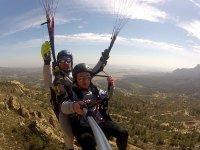 滑翔伞滑翔太阳镜保护