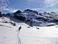 Itinerario in ciaspole Sorteny Valley 2-3 h