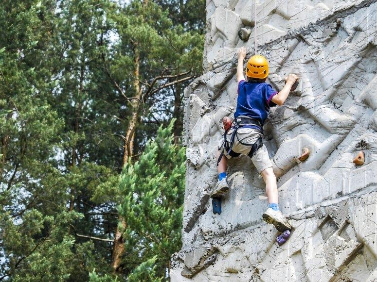 Imparare a scalare a Madrid