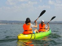 Alquiler de Kayak doble en Riumar 1h