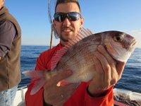 Pescamos diferentes especies