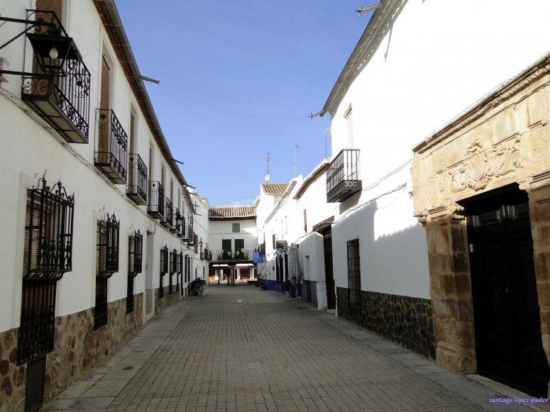 Pasea por las calles de Almagro