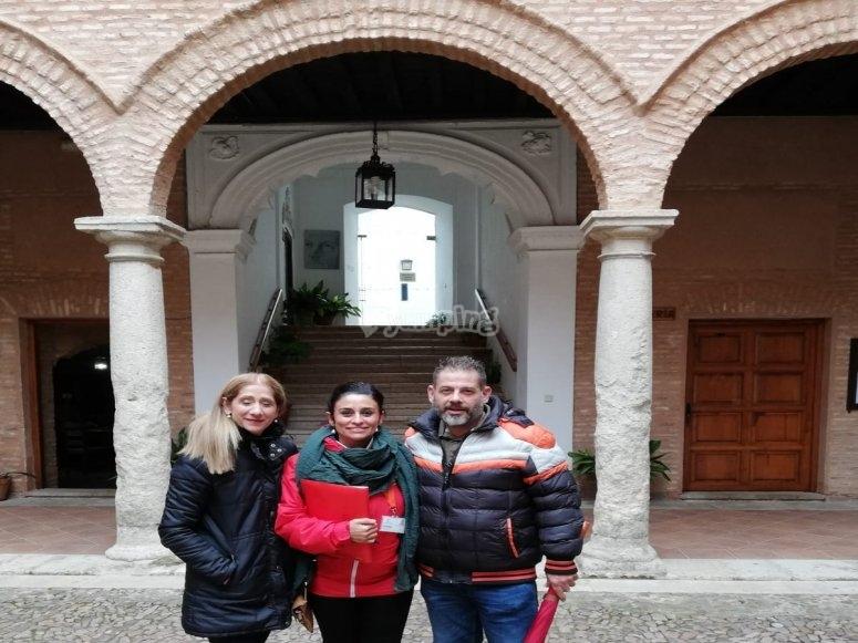 Visite guidée d'Almagro