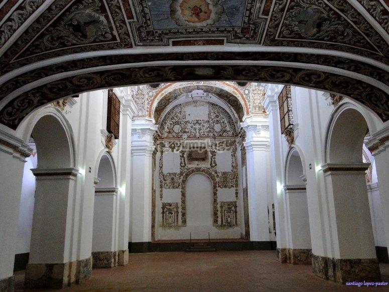 Visitez l'église de San Agustín