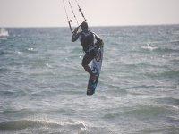 acrobacias kitesurf