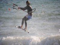 saltos kitesurfing