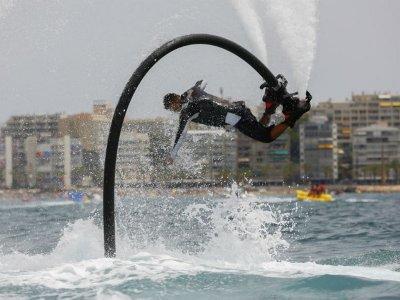 Flyboard en L´Ametlla de Mar 15 minutos
