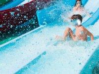 Campamento de actividades acuáticas en el Montseny