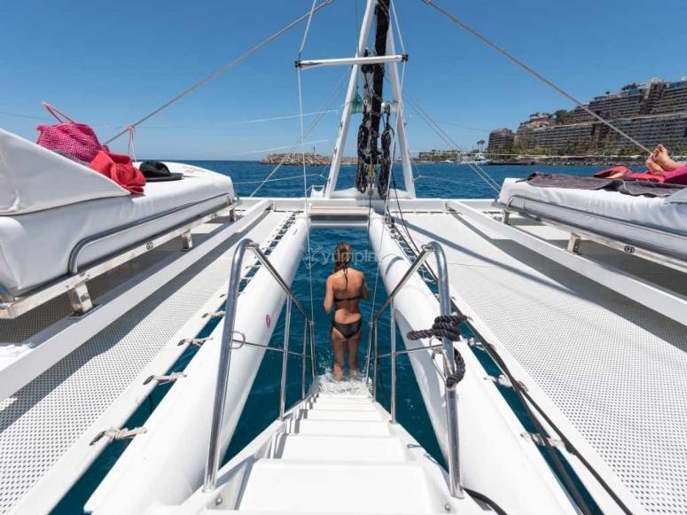 Despedida de soltero en barco