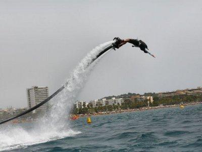 Flyboard en L´Ametlla de Mar 30 minutos