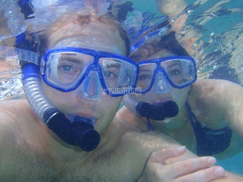 水下浮潜装备