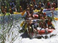 bajada rafting