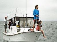 disfruta del mar entre amigos