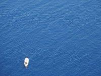 la inmensidad del mar