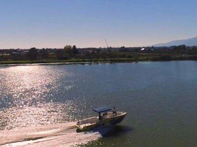 Paseo en lancha por el Delta del Ebro 1 hora
